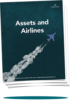 Assets and Airlines Business Acumen Training