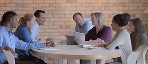 Business acumen discussion