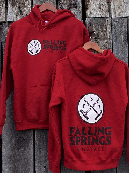 Falling Springs Hoodie
