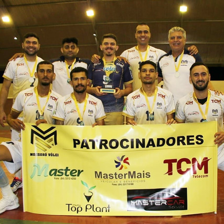 Mossoró Vôlei participa de Copa neste fim de semana