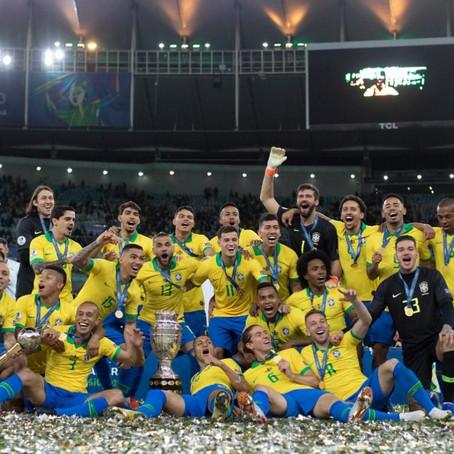 Ministro da Saúde fala sobre protocolos e seleção brasileira deve jogar a Copa América