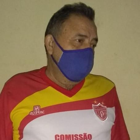 """Joãozinho """"problema"""" é um dos infectados pela COVID no alvirrubro"""