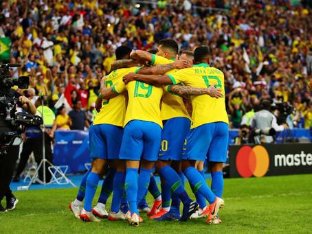 Brasil 3x1 Peru: um título, acima de tudo, coletivo. Um grande recado.