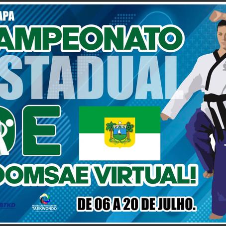 Mossoroenses somam nove conquistas em campeonato virtual de Taekwondo