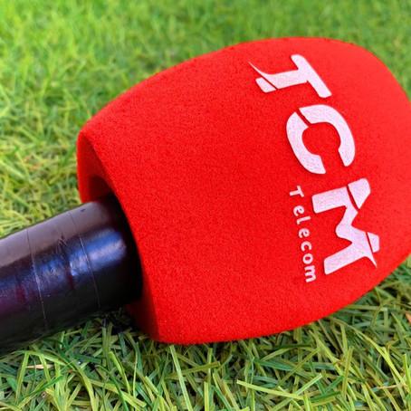 TCM Telecom retoma transmissões ao vivo com Potiguar x Palmeira