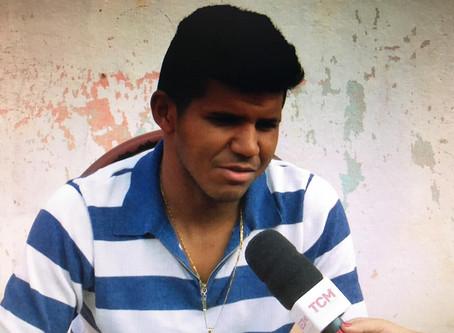 Atacante Romarinho retorna do futebol boliviano e aguarda próximo destino