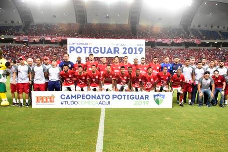 Campeonato Potiguar tem melhor média da década, mas ainda sofre