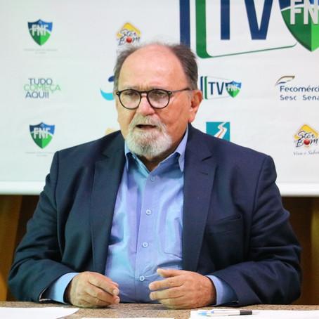FNF marca reunião pela segundona do campeonato potiguar