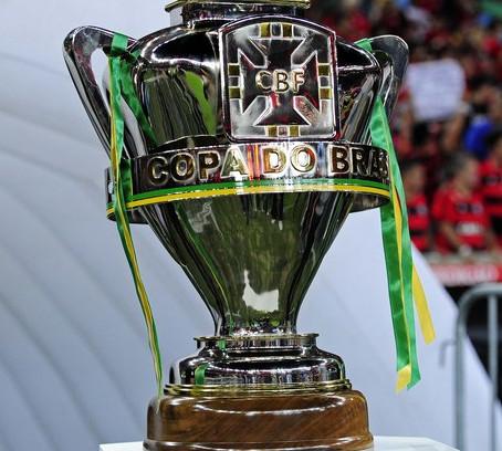 As oitavas de final da Copa do Brasil prometem! Confira os confrontos.