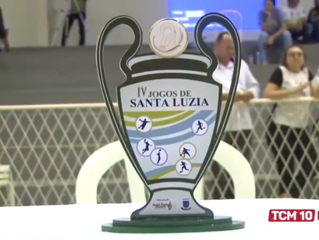 Copa de Santa Luzia será presencial e terá três modalidades