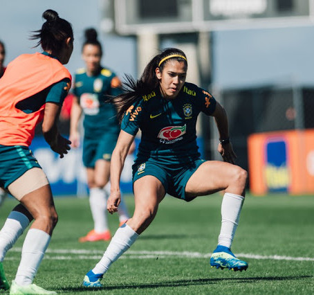 Zagueira de Riacho de Santana é convocada para a seleção brasileira