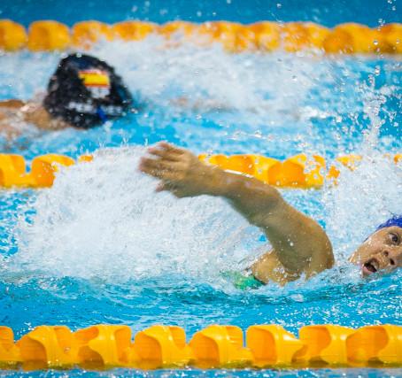 Nadadora potiguar estará nos jogos paralímpicos de Tóquio