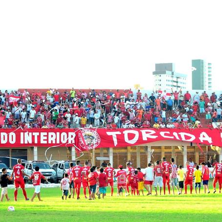 Guerreiro, o futebol de Mossoró merece a final.