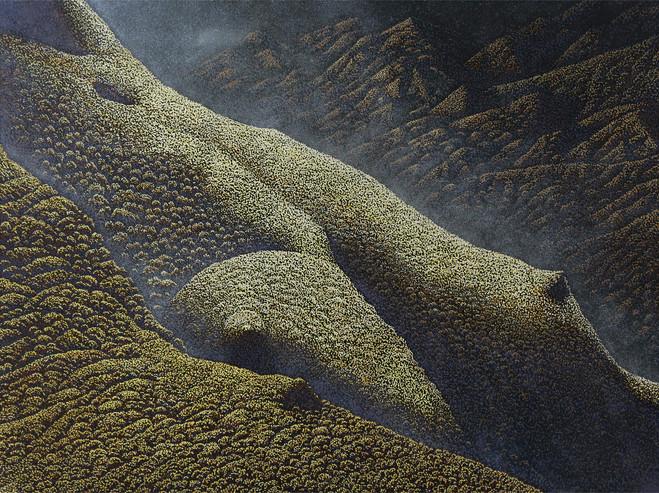 111 Pachamama oleo s tela 80x60 1998.jpg