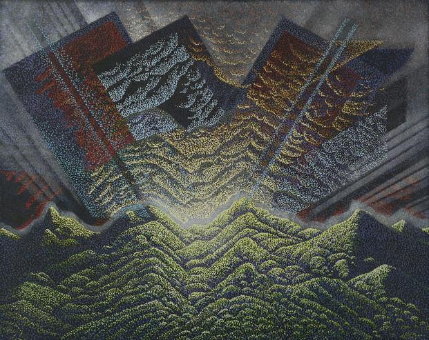 124 Cumbre oleo s tela 40x50 1998.jpg