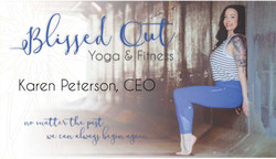 Blissed Out Yoga and Fitness