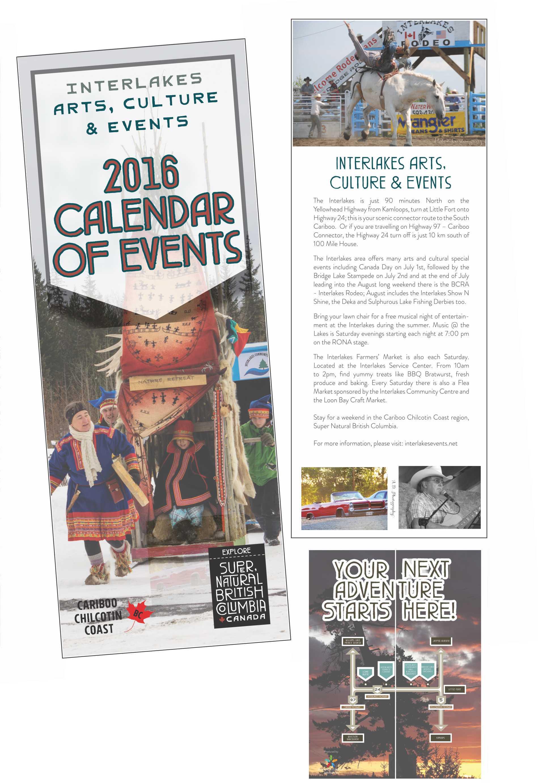 Brochure/Calendar