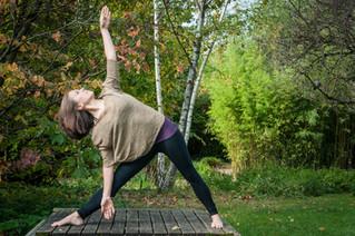 Yoga et Nature