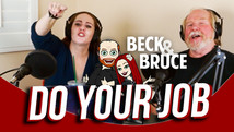 Beck & Bruce Podcast | EP03