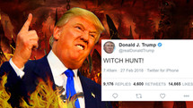 Beck Flatley has cracked Donald Trump's secret Witch Hunt Code! Beck News makes Fake News Old News.