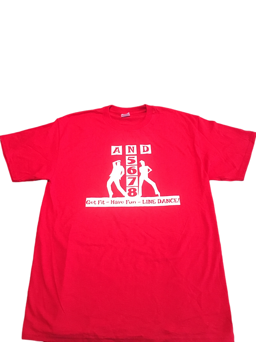 And 5678 Red T-shirt