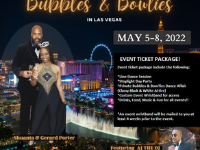 Thank You for Purchasing Bubbles & BowTies Event Ticket!