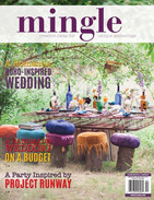 Mingle Magazine's 2014 Winter issue