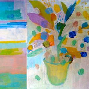 2 nov. | Stage de peinture : Vers l'abstrait 1