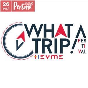 26 septembre | Atelier récit de voyage au festival What a trip