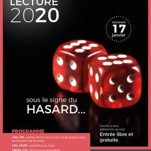17 jan. | Nuit de la Lecture