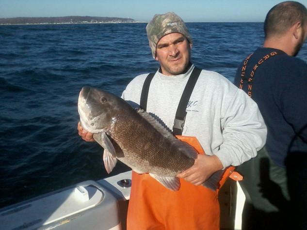 Blackfishing in the Fall