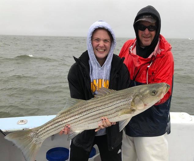 Teenagers Enjoy Fishing Too