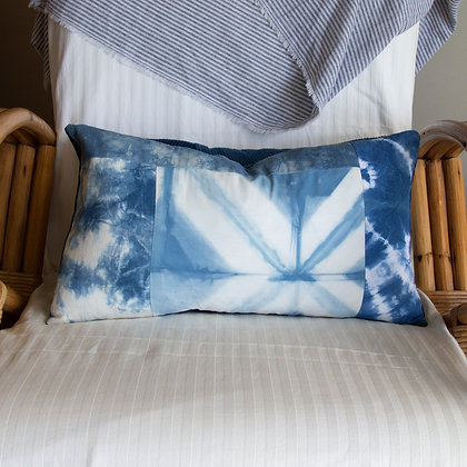 Shibori Cushion #2