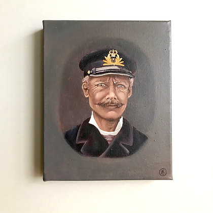 Original Artwork - Captain Early 1900s