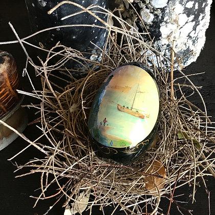 St Petersburg Painted Egg