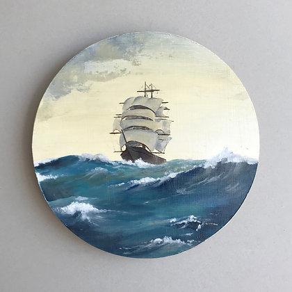 Original Artwork - Morning Sail