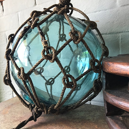 Vintage Japanese Glass Float #2