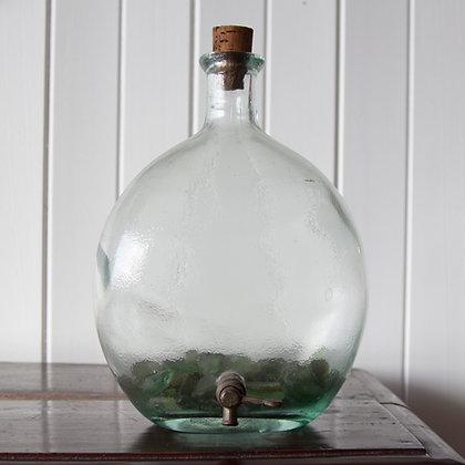 Vintage Spigot Bottle