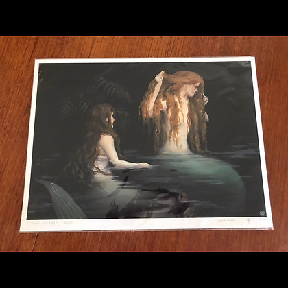 Fine Art Print - Two Sirens