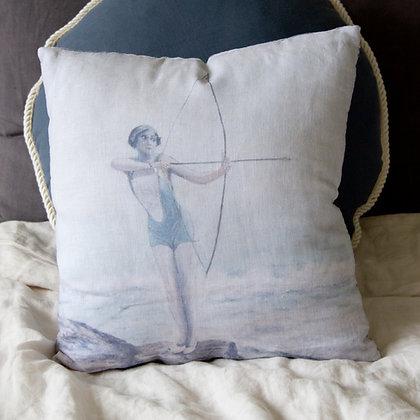 Sea Nymph Cushion
