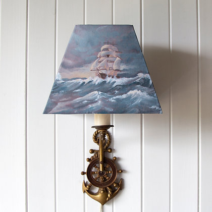 Clipper Ship Lamp Shade