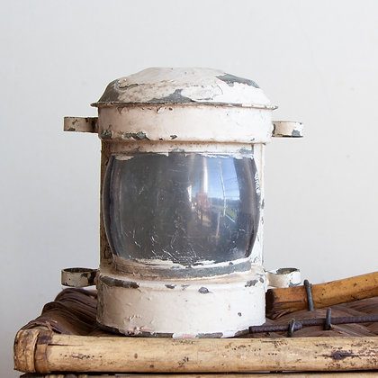 Vintage White Lamp Fitting