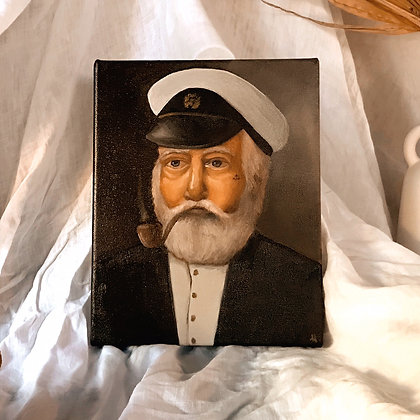 Captain of the High Seas Painting