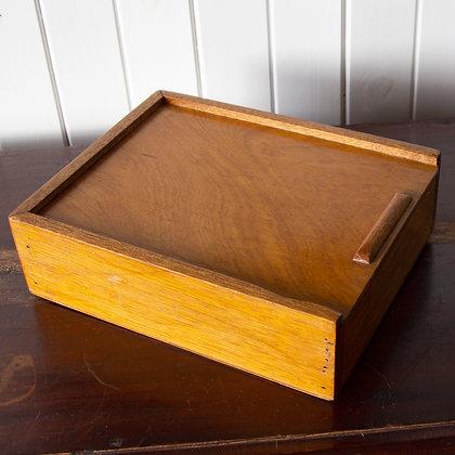 Vintage Timber Case