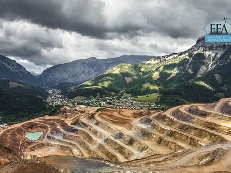Novo Plano do Governo inclui o Setor Mineral