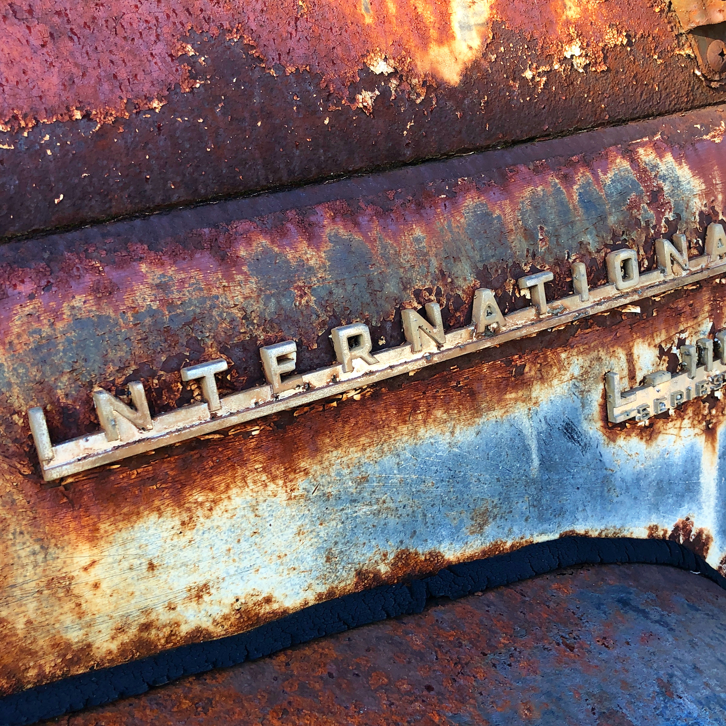 INTERNATIONAL PATINA