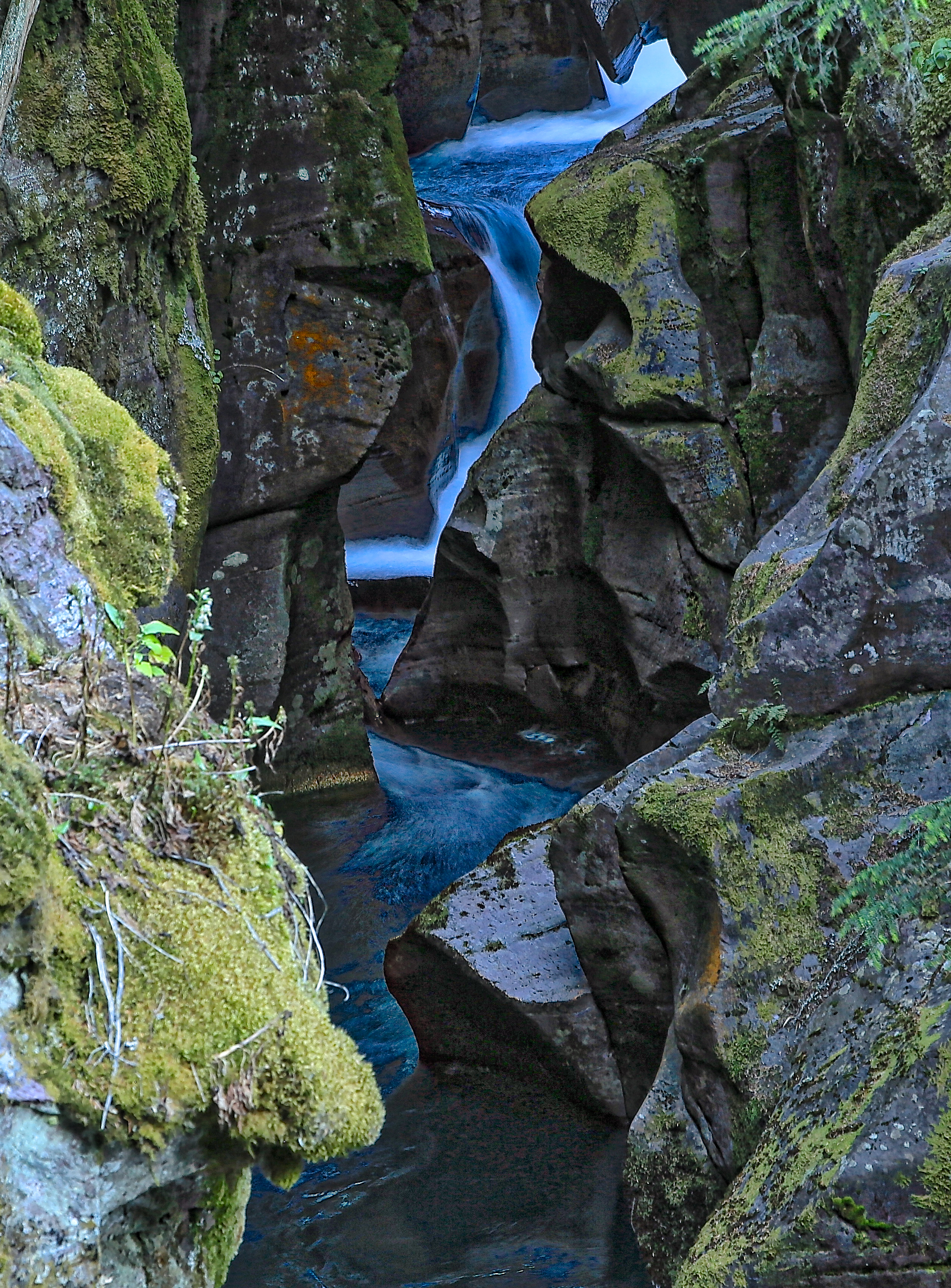 WATER CANYON