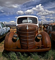 Rusty Truck Art International by Weezy