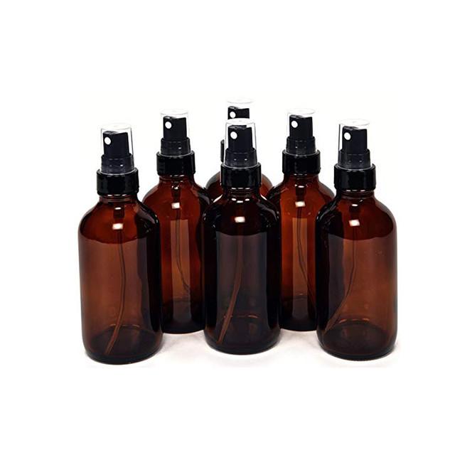 4 oz Glass Spray Bottles