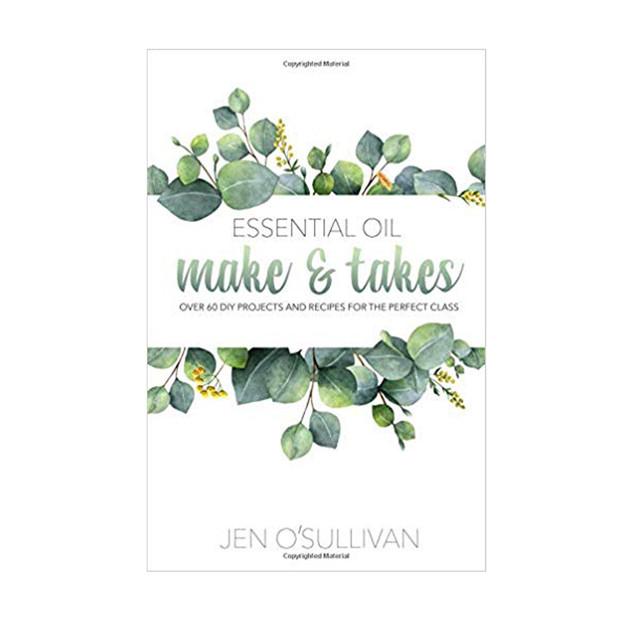 Essential Oils Make & Takes